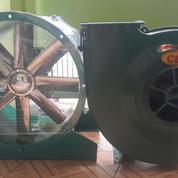 axial fan industri