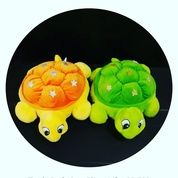 "Turtle body star glitter 14"" inchi kurleb 36cm"