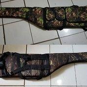 tas senapan motif camo murah tebal + 3 kantong panjang 115x25cm -tebal 6cm saat ditutup -dengan 3 kantong depan -kuat dan nyaman