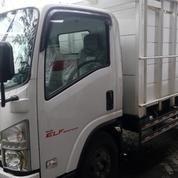 Isuzu ELF HD kabin baru, 6 roda, 6 speed