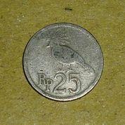 Koin Rp. 25,- emisi 1971