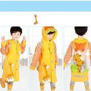 Jas Hujan Anak Raincoat Import Funny Giraffe