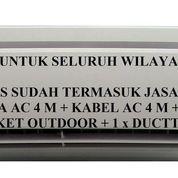 AC DAIKIN INVERTER 2 PK FT-KV50NVM4 (FREON R32, 260 - 1730 WATT)