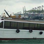 Crew Boat kualitas bagus