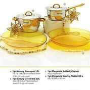 Tupperware Luxury Cookware with Eleganzia