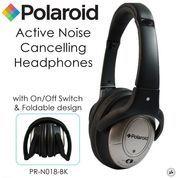 Polaroid Super Bass, foldable Noise canceling headphone headset PRN018