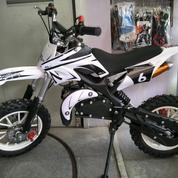 Motor Cross Medium II Trail 50cc Off Road Termurah