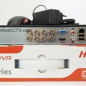 DVR Hikvision 8 CH HD 1080 Cloud Streaming Ringan Bisa Photo Pencuri