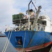 Kapal Tanker Buatan jepang