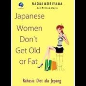 Japanese Women Dont Get Old of Fat, Rahasia Diet ala Jepang