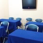 Ruang meeting murah di Jogja kapasitas 8 orang