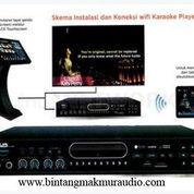 Player Karaoke KJB KJ999 (Android)+ Touch Screen