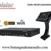 Karaoke Player Geisler OK 128 + Touch Screen