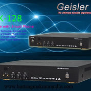 Karaoke Player Geisler OK 128 (Player Saja)