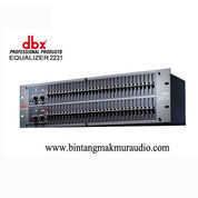 DBX 2231 (Graphic Equalizer/Limiter With Type)