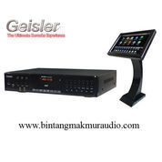 Karaoke Player Geisler OK 6500 + Touch Screen