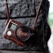 Case Gopro Leather Kode A