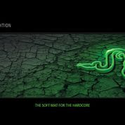 Mousepad Razer Goliathus Control Fissure Edition - Gaming (Extended)