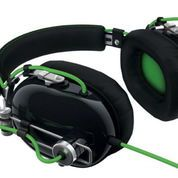 Headset Razer Blackshark Green