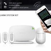 SMANOS X300 GSM/SMS Smart Alarm System Automation via Mobile App
