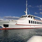 Kapal Passenger vessel tahun 2007