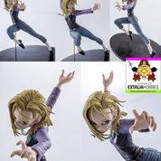 [KYP72] SCULTURES ANDROID #18 DRAGONBALL ORI