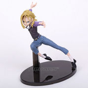 [NGF120] FIGURE DRAGON BALL Z SCULTURES ANDROID BIG NO 18
