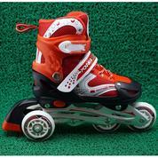 Sepatu Roda Model BAJAJ + Pelindung Deker