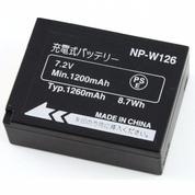 Battery Fuji NP-W126
