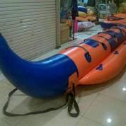 Banana Boat Merk SEABEE Material PVC Korea Garansi Kapasitas 6 Orang Model Aladin