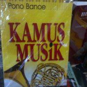 kamus musik, pono banoe