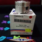 PISTON KIT BEAT XB MERK FIM