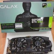GALAX GeForce GTX 1060 EX OC 6GB