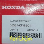 stank piston / con-rod kit legenda, supra fit new asli ahm