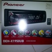 Single Din Pioneer DEH-X1950UB Panther,Pick Up L300,Carry,Grand Max,Luxio