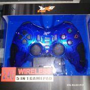 Gamepad joystick wireless 2.4GHZ K-one for pc/PS2