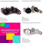 jam tangan stainles couple alba XCP