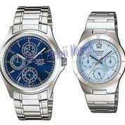 Jam Tangan Couple Original Casio MTP-1246D-2A & LTP-2069D-2A