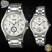 Jam Tangan Couple Original MTP&LTP-E301D-7B1