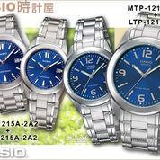 Jam Tangan Couple Original Casio MTP&LTP-1215A-2A Murah