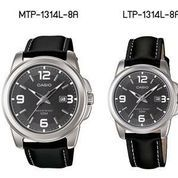 Casio 1314L-8 Jam Tangan Original Pria dan Wanita ( Couple ) Standard