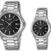 Jam Tangan Original Couple Casio MTP&LTP-1183A-1A