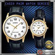 Jam Tangan Original Couple Casio MTP&LTP-V001GL-7B Garansi Resmi