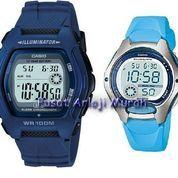 Jam Tangan Original Couple Casio HDD-600C-2A & LW-200-2B
