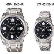 Jam Tangan Couple Original Casio MTP&LTP-1314D-1AV Termurah