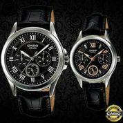 Jam Tangan Original Couple Casio MTP&LTP-E301L-1A Garansi Resmi