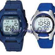 Jam Tangan Original Couple Casio HDD-600C-2A & LW-200-2A