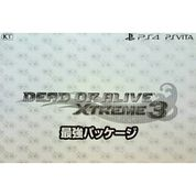 PS4 + PS VITA DEAD OR ALIVE EXTREME 3: SAIKYOU PACKAGE
