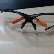 Kacamata safety besgard 92058,eyewear Clear impact resistant,