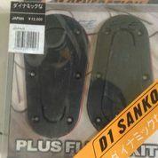 Hood pin kit model mitsubishi evolution